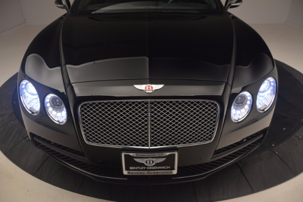 Used 2015 Bentley Flying Spur V8 for sale Sold at Rolls-Royce Motor Cars Greenwich in Greenwich CT 06830 15