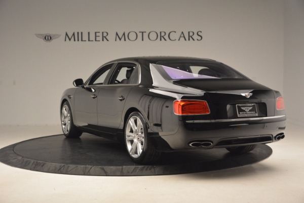 Used 2015 Bentley Flying Spur V8 for sale Sold at Rolls-Royce Motor Cars Greenwich in Greenwich CT 06830 5