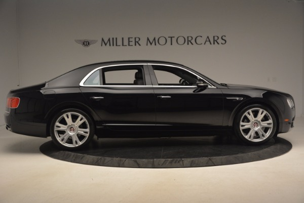 Used 2015 Bentley Flying Spur V8 for sale Sold at Rolls-Royce Motor Cars Greenwich in Greenwich CT 06830 9