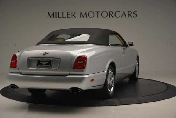 Used 2008 Bentley Azure for sale Sold at Rolls-Royce Motor Cars Greenwich in Greenwich CT 06830 23