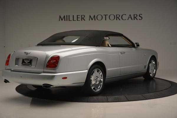Used 2008 Bentley Azure for sale Sold at Rolls-Royce Motor Cars Greenwich in Greenwich CT 06830 24
