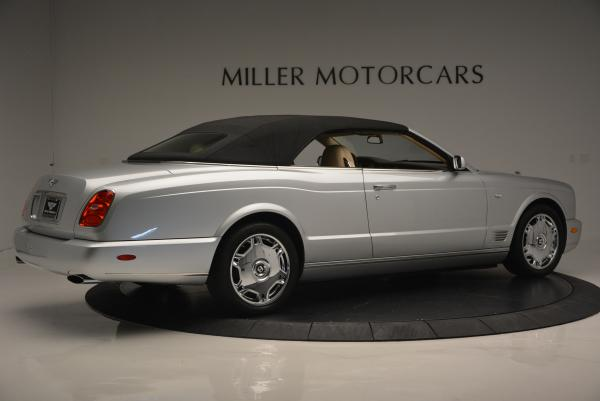 Used 2008 Bentley Azure for sale Sold at Rolls-Royce Motor Cars Greenwich in Greenwich CT 06830 25