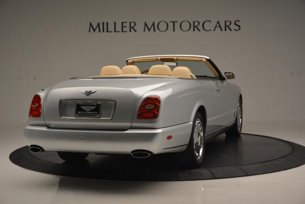 Used 2008 Bentley Azure for sale Sold at Rolls-Royce Motor Cars Greenwich in Greenwich CT 06830 8
