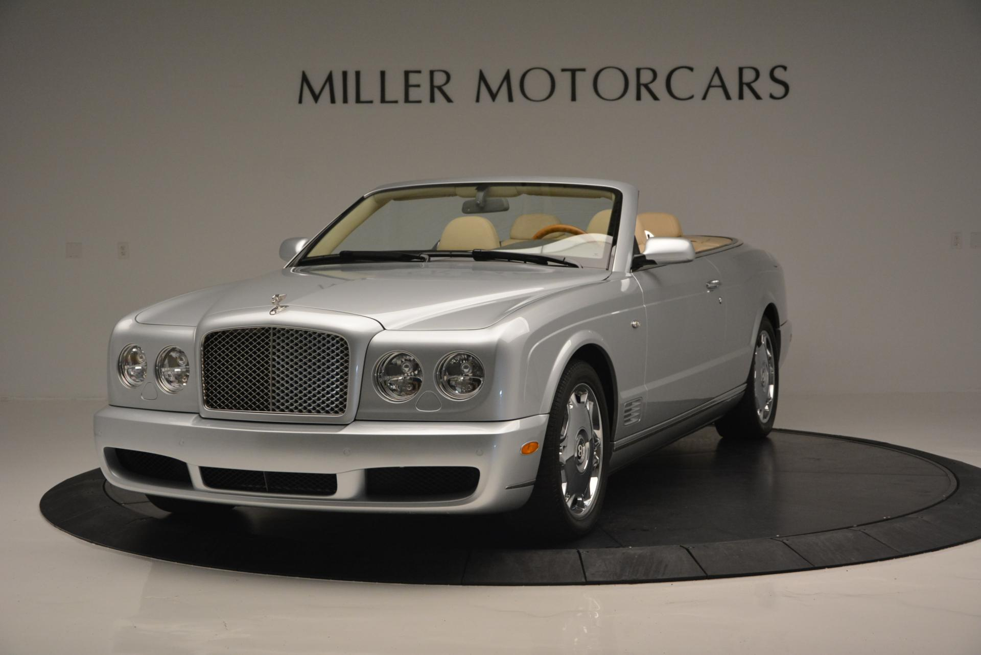 Used 2008 Bentley Azure for sale Sold at Rolls-Royce Motor Cars Greenwich in Greenwich CT 06830 1