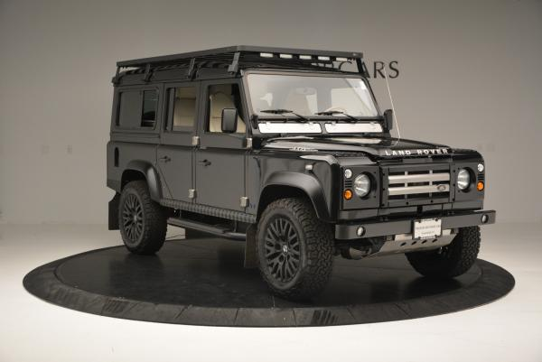 Used 1985 LAND ROVER Defender 110 for sale Sold at Rolls-Royce Motor Cars Greenwich in Greenwich CT 06830 10
