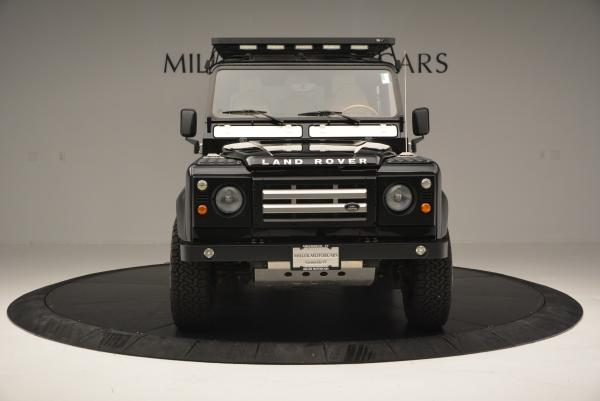 Used 1985 LAND ROVER Defender 110 for sale Sold at Rolls-Royce Motor Cars Greenwich in Greenwich CT 06830 11