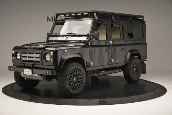 Used 1985 LAND ROVER Defender 110 for sale Sold at Rolls-Royce Motor Cars Greenwich in Greenwich CT 06830 2