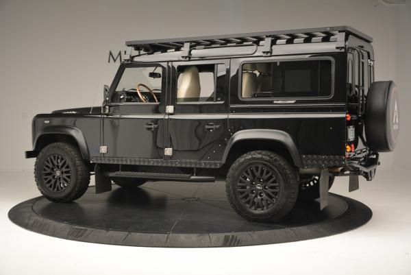 Used 1985 LAND ROVER Defender 110 for sale Sold at Rolls-Royce Motor Cars Greenwich in Greenwich CT 06830 3