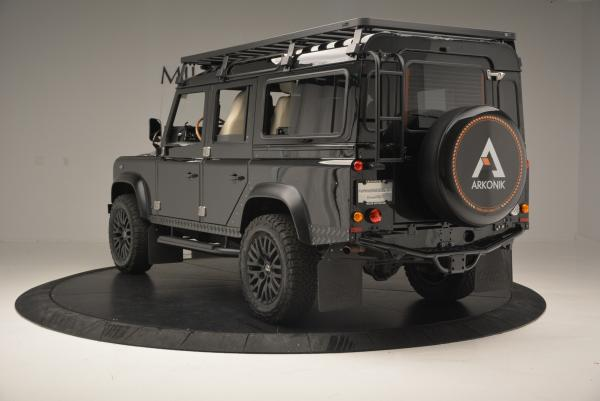 Used 1985 LAND ROVER Defender 110 for sale Sold at Rolls-Royce Motor Cars Greenwich in Greenwich CT 06830 4