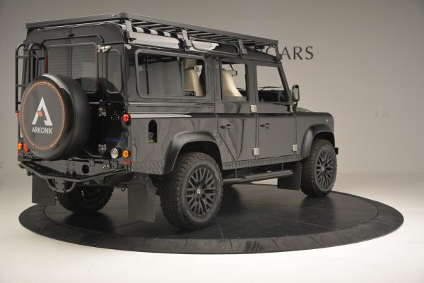 Used 1985 LAND ROVER Defender 110 for sale Sold at Rolls-Royce Motor Cars Greenwich in Greenwich CT 06830 7
