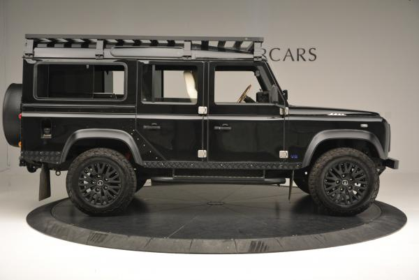 Used 1985 LAND ROVER Defender 110 for sale Sold at Rolls-Royce Motor Cars Greenwich in Greenwich CT 06830 8