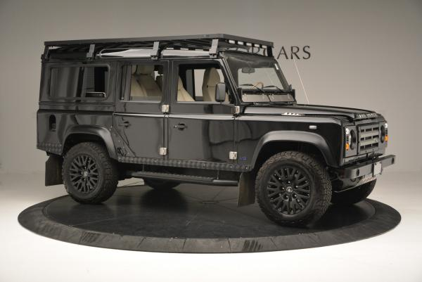 Used 1985 LAND ROVER Defender 110 for sale Sold at Rolls-Royce Motor Cars Greenwich in Greenwich CT 06830 9