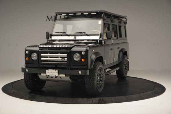 Used 1985 LAND ROVER Defender 110 for sale Sold at Rolls-Royce Motor Cars Greenwich in Greenwich CT 06830 1
