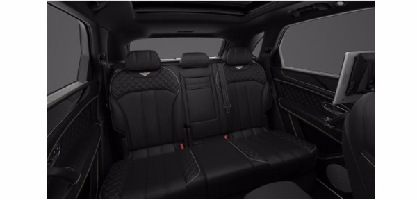 Used 2017 Bentley Bentayga W12 for sale Sold at Rolls-Royce Motor Cars Greenwich in Greenwich CT 06830 8