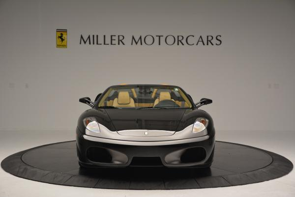 Used 2005 Ferrari F430 Spider F1 for sale Sold at Rolls-Royce Motor Cars Greenwich in Greenwich CT 06830 12