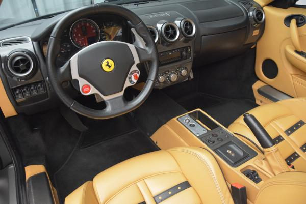 Used 2005 Ferrari F430 Spider F1 for sale Sold at Rolls-Royce Motor Cars Greenwich in Greenwich CT 06830 25