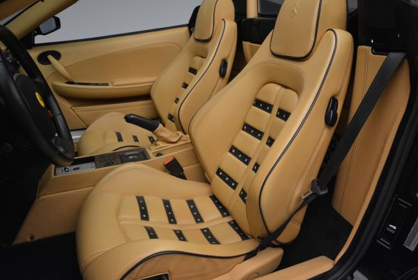Used 2005 Ferrari F430 Spider F1 for sale Sold at Rolls-Royce Motor Cars Greenwich in Greenwich CT 06830 27