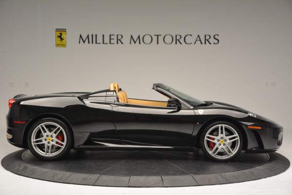 Used 2005 Ferrari F430 Spider F1 for sale Sold at Rolls-Royce Motor Cars Greenwich in Greenwich CT 06830 9