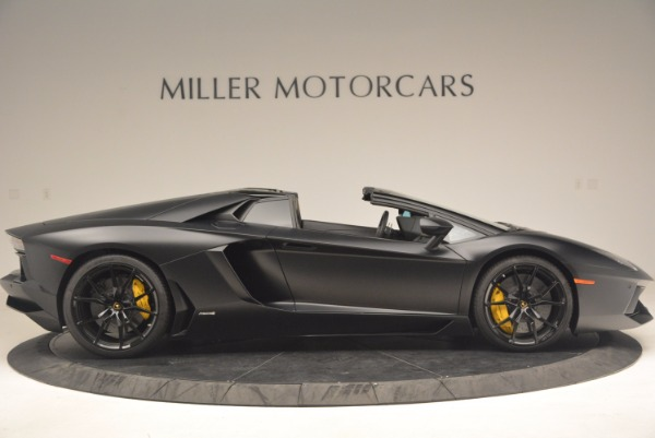 Used 2015 Lamborghini Aventador LP 700-4 for sale Sold at Rolls-Royce Motor Cars Greenwich in Greenwich CT 06830 10