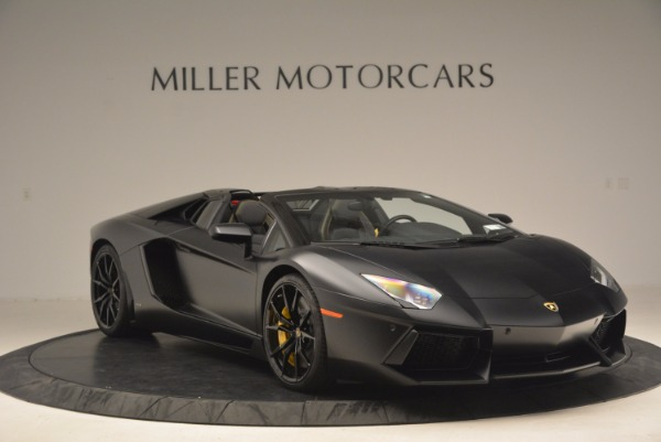 Used 2015 Lamborghini Aventador LP 700-4 for sale Sold at Rolls-Royce Motor Cars Greenwich in Greenwich CT 06830 13