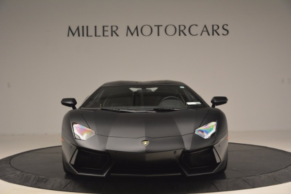Used 2015 Lamborghini Aventador LP 700-4 for sale Sold at Rolls-Royce Motor Cars Greenwich in Greenwich CT 06830 14