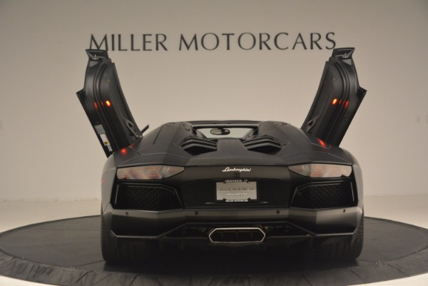 Used 2015 Lamborghini Aventador LP 700-4 for sale Sold at Rolls-Royce Motor Cars Greenwich in Greenwich CT 06830 15