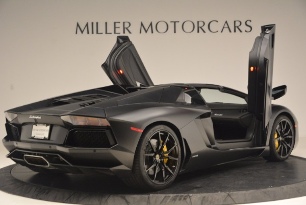 Used 2015 Lamborghini Aventador LP 700-4 for sale Sold at Rolls-Royce Motor Cars Greenwich in Greenwich CT 06830 16