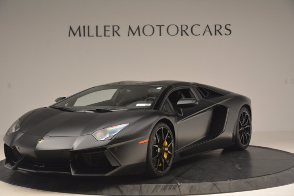 Used 2015 Lamborghini Aventador LP 700-4 for sale Sold at Rolls-Royce Motor Cars Greenwich in Greenwich CT 06830 17