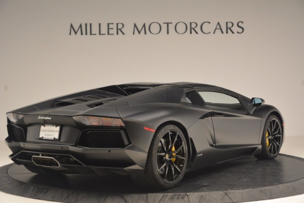 Used 2015 Lamborghini Aventador LP 700-4 for sale Sold at Rolls-Royce Motor Cars Greenwich in Greenwich CT 06830 19