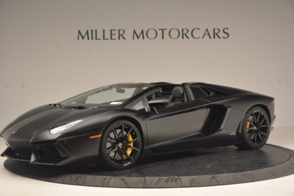 Used 2015 Lamborghini Aventador LP 700-4 for sale Sold at Rolls-Royce Motor Cars Greenwich in Greenwich CT 06830 2