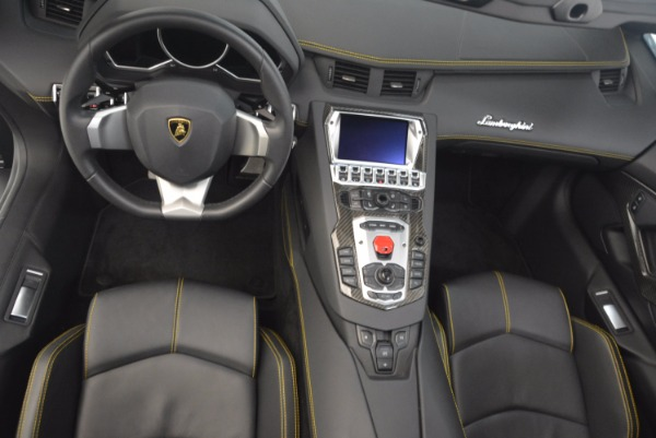 Used 2015 Lamborghini Aventador LP 700-4 for sale Sold at Rolls-Royce Motor Cars Greenwich in Greenwich CT 06830 25