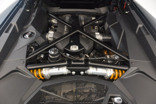 Used 2015 Lamborghini Aventador LP 700-4 for sale Sold at Rolls-Royce Motor Cars Greenwich in Greenwich CT 06830 26