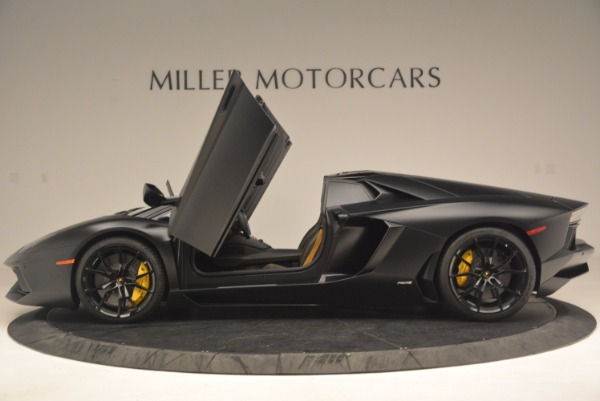 Used 2015 Lamborghini Aventador LP 700-4 for sale Sold at Rolls-Royce Motor Cars Greenwich in Greenwich CT 06830 3