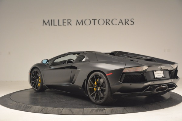 Used 2015 Lamborghini Aventador LP 700-4 for sale Sold at Rolls-Royce Motor Cars Greenwich in Greenwich CT 06830 5