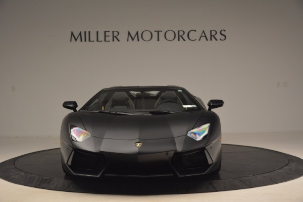 Used 2015 Lamborghini Aventador LP 700-4 for sale Sold at Rolls-Royce Motor Cars Greenwich in Greenwich CT 06830 6