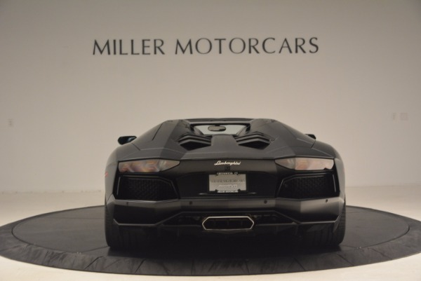 Used 2015 Lamborghini Aventador LP 700-4 for sale Sold at Rolls-Royce Motor Cars Greenwich in Greenwich CT 06830 7