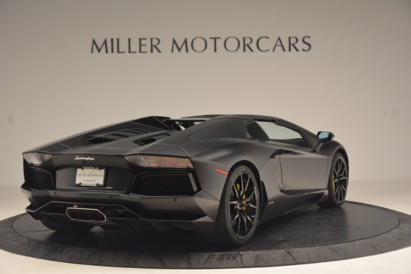 Used 2015 Lamborghini Aventador LP 700-4 for sale Sold at Rolls-Royce Motor Cars Greenwich in Greenwich CT 06830 8