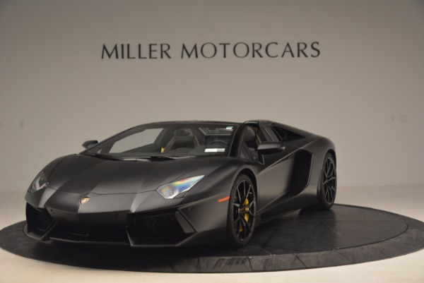 Used 2015 Lamborghini Aventador LP 700-4 for sale Sold at Rolls-Royce Motor Cars Greenwich in Greenwich CT 06830 1
