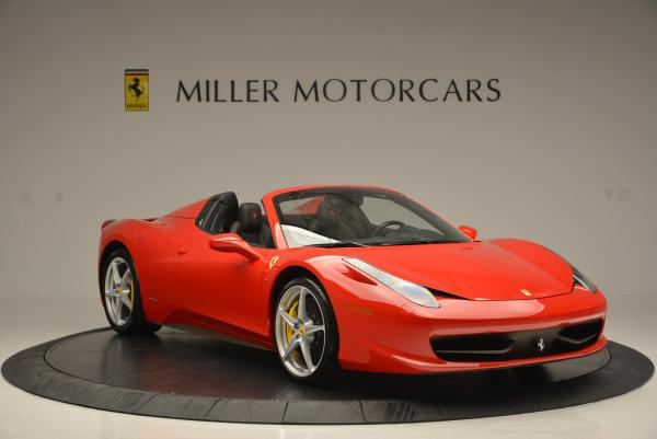 Used 2014 Ferrari 458 Spider for sale Sold at Rolls-Royce Motor Cars Greenwich in Greenwich CT 06830 11