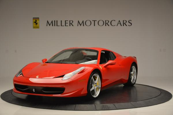 Used 2014 Ferrari 458 Spider for sale Sold at Rolls-Royce Motor Cars Greenwich in Greenwich CT 06830 13