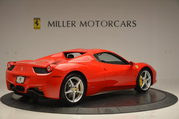 Used 2014 Ferrari 458 Spider for sale Sold at Rolls-Royce Motor Cars Greenwich in Greenwich CT 06830 20