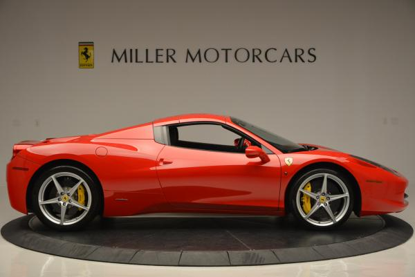 Used 2014 Ferrari 458 Spider for sale Sold at Rolls-Royce Motor Cars Greenwich in Greenwich CT 06830 21
