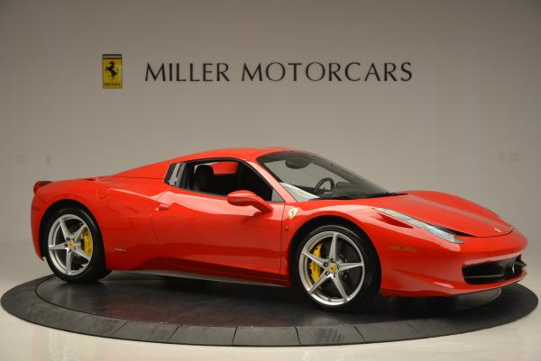 Used 2014 Ferrari 458 Spider for sale Sold at Rolls-Royce Motor Cars Greenwich in Greenwich CT 06830 22