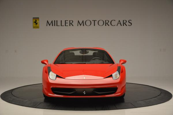 Used 2014 Ferrari 458 Spider for sale Sold at Rolls-Royce Motor Cars Greenwich in Greenwich CT 06830 24