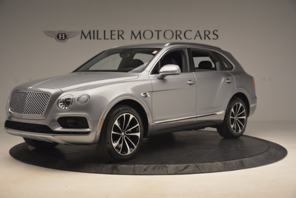 New 2018 Bentley Bentayga Onyx for sale Sold at Rolls-Royce Motor Cars Greenwich in Greenwich CT 06830 2