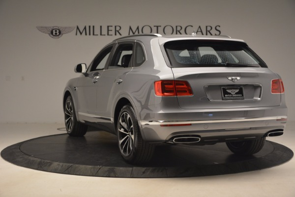 New 2018 Bentley Bentayga Onyx for sale Sold at Rolls-Royce Motor Cars Greenwich in Greenwich CT 06830 5