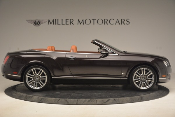 Used 2010 Bentley Continental GT Series 51 for sale Sold at Rolls-Royce Motor Cars Greenwich in Greenwich CT 06830 9