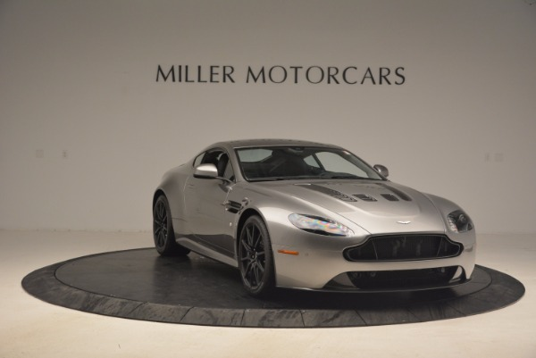 Used 2017 Aston Martin V12 Vantage S for sale Sold at Rolls-Royce Motor Cars Greenwich in Greenwich CT 06830 11