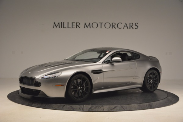 Used 2017 Aston Martin V12 Vantage S for sale Sold at Rolls-Royce Motor Cars Greenwich in Greenwich CT 06830 2