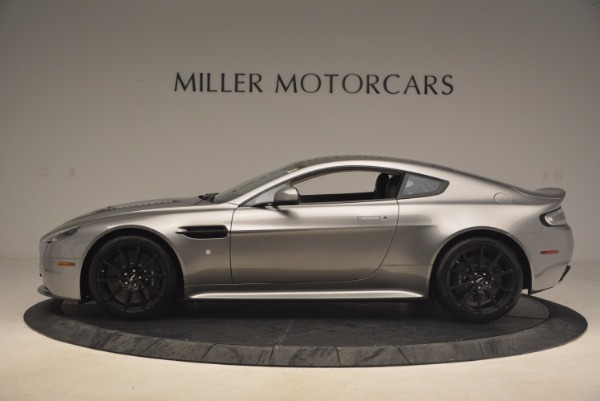 Used 2017 Aston Martin V12 Vantage S for sale Sold at Rolls-Royce Motor Cars Greenwich in Greenwich CT 06830 3